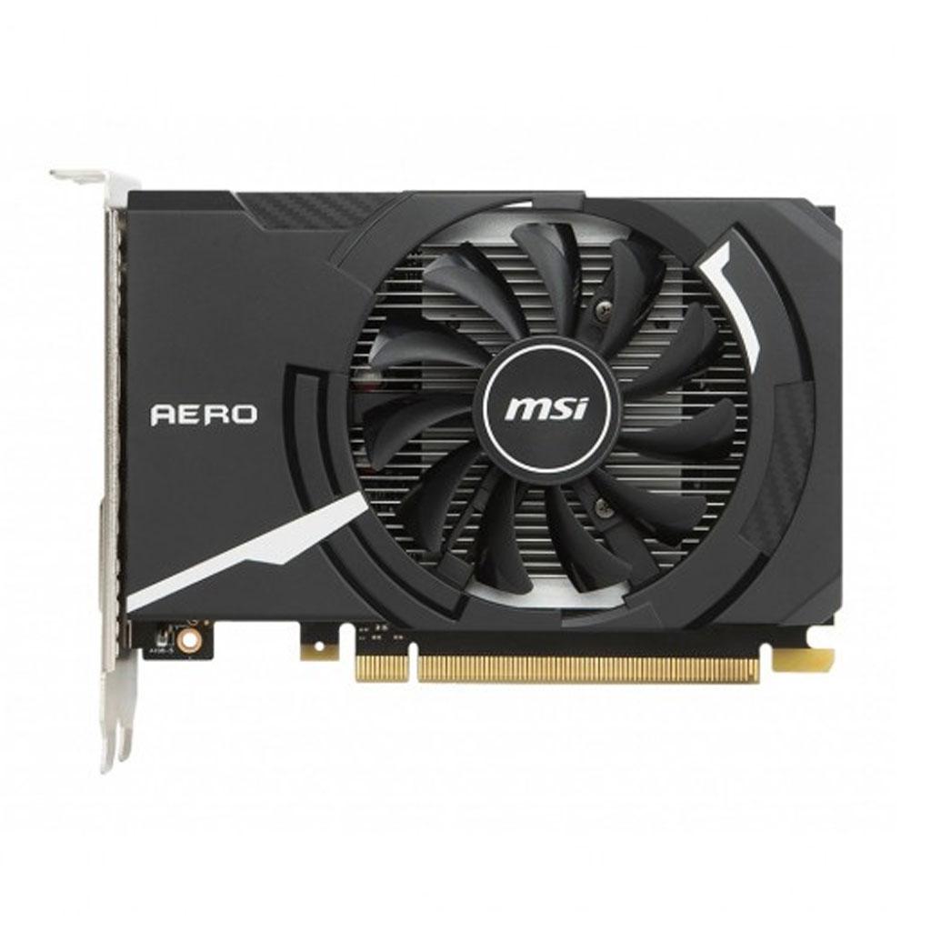 Msi Geforce Gt 1030 Aero Itx 2g Oc 2gb Gddr5 Graphics Card