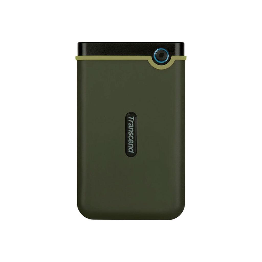Transcend 2tb Usb 3.1 Storejet 25m3 Portable Hard Drive