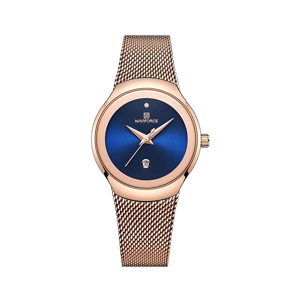 Naviforce Nf5004rgbe Analog Watch For Women
