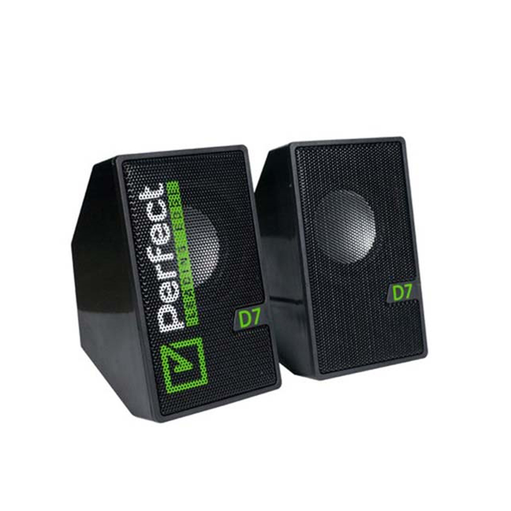 Perfect D7 Multimedia Speaker Mini Usb 2.0