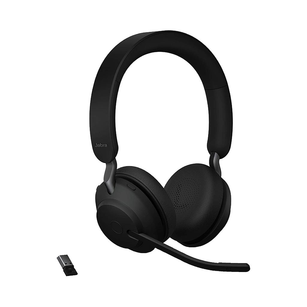 Jabra Evolve 2 65 Uc Stereo Headset