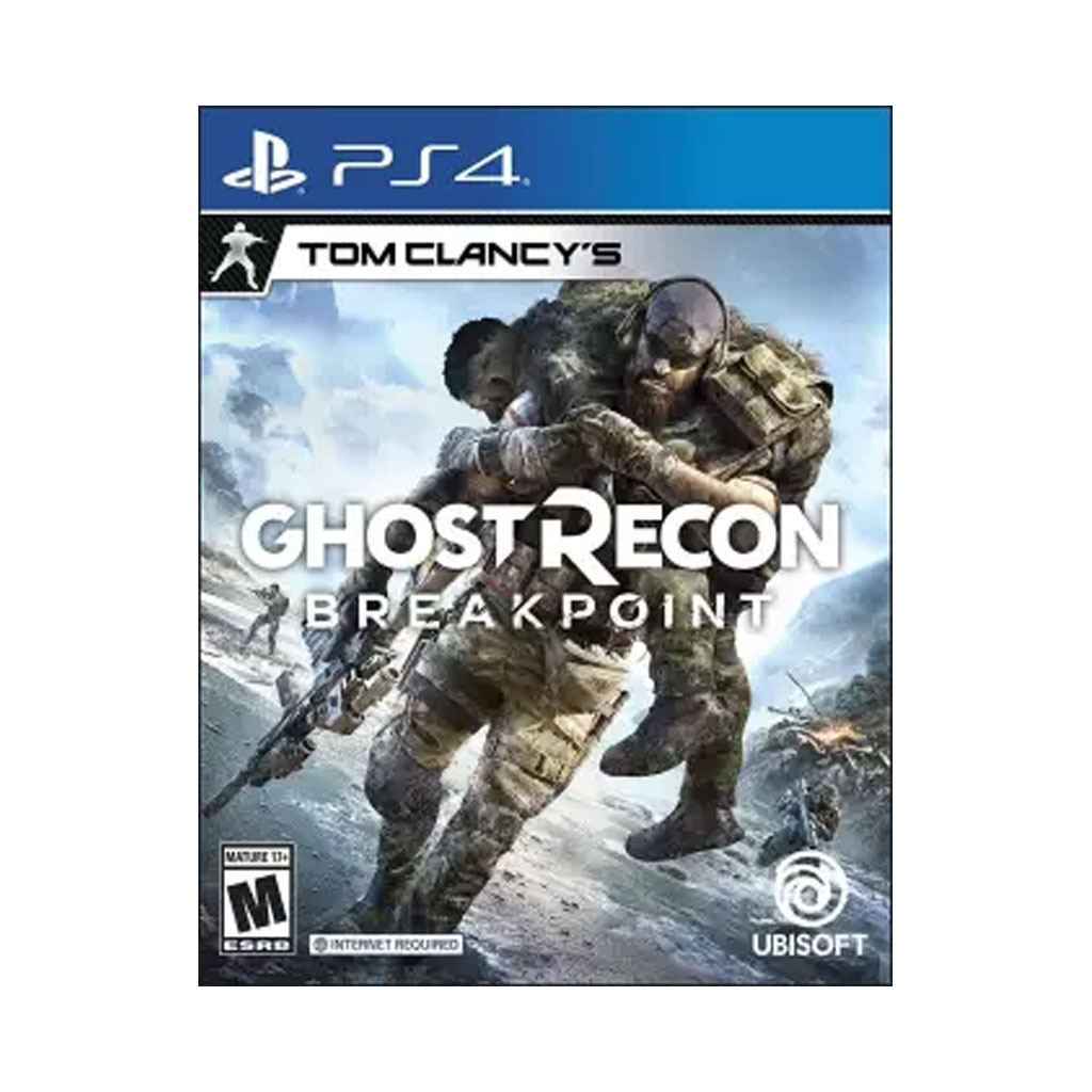 Ghost Recon Break Point - Playstation 4