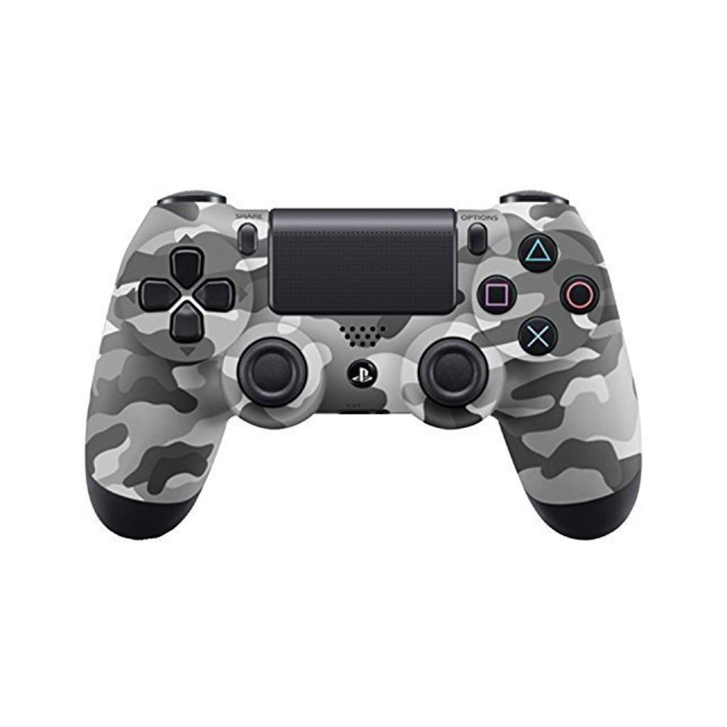 Dualshock 4 Ps4 Controller (white Camo)