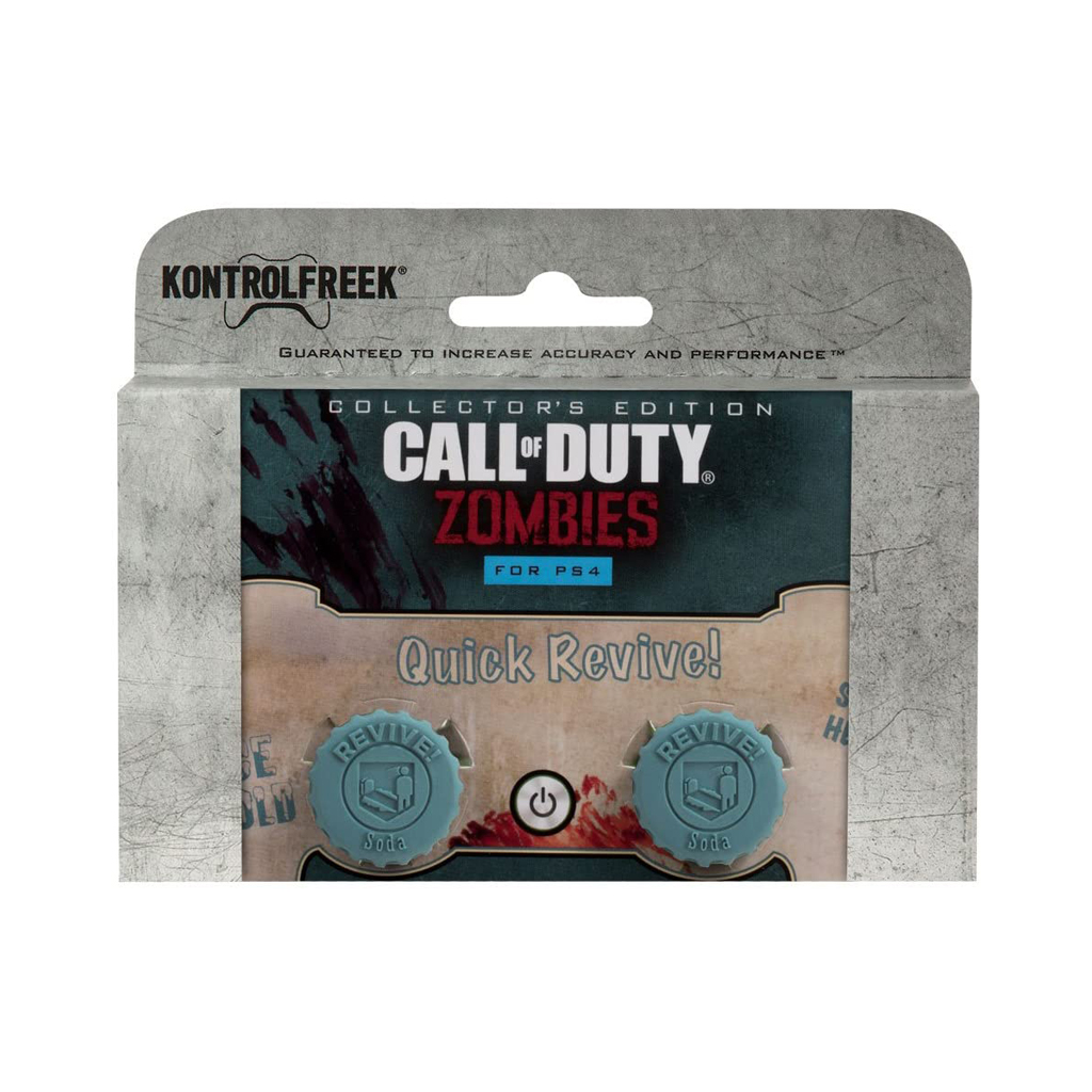 Kontrolfreek Call Of Duty Zombies Quick Revive Collectors Edition Ps4