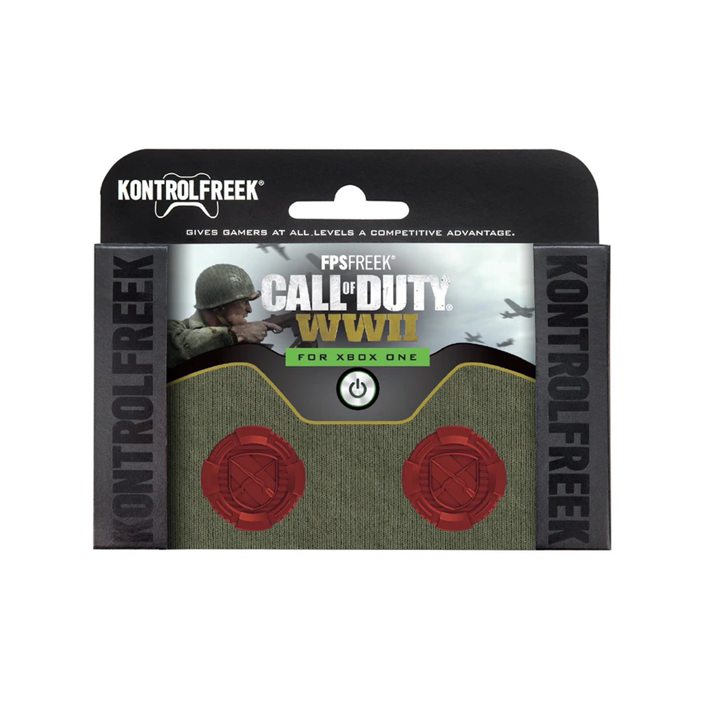 Kontrolfreek Call Of Duty: Wwii For Ps4 Thumbstick
