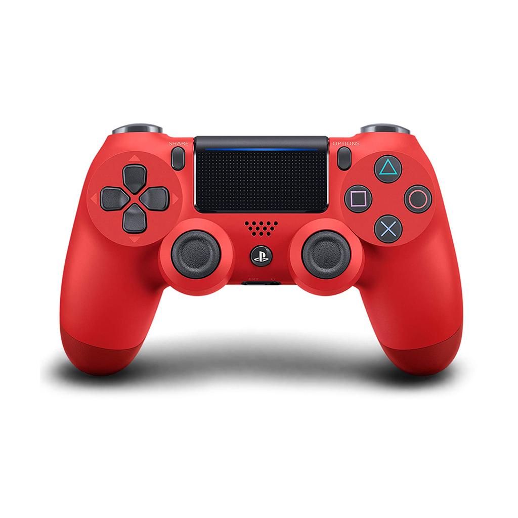 Dualshock 4 Ps4 Controller (red)