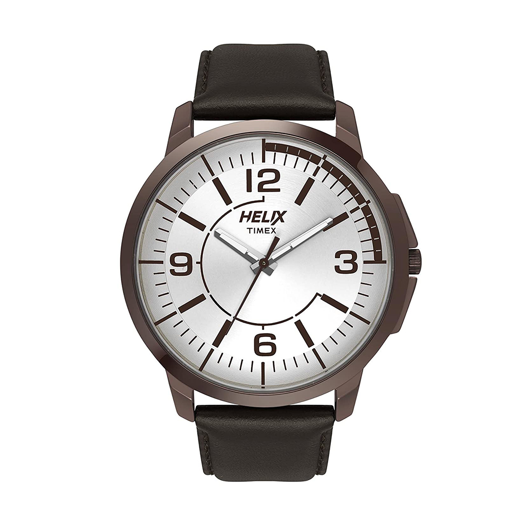 Helix Tw027hg17 By Timex Watch For Men