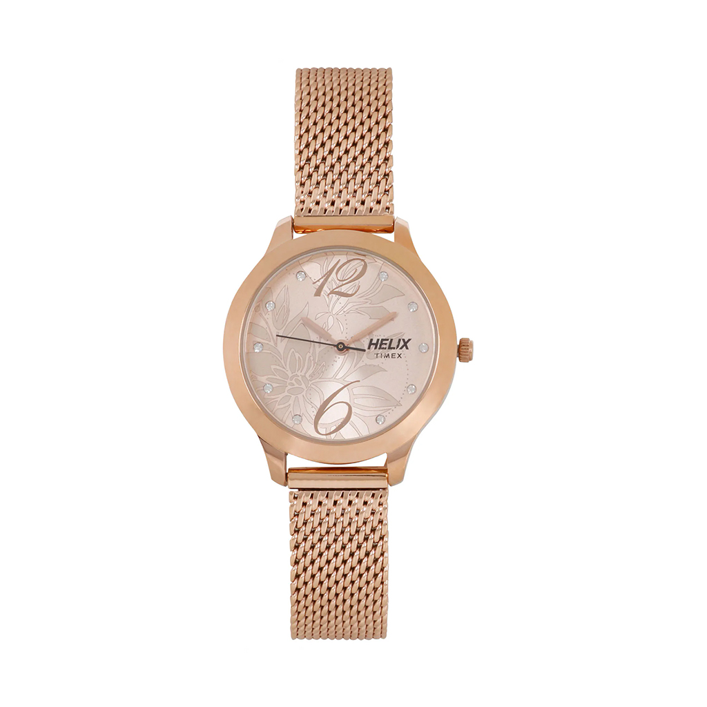 Helix Tw022hl17 By Timex Watch For Women