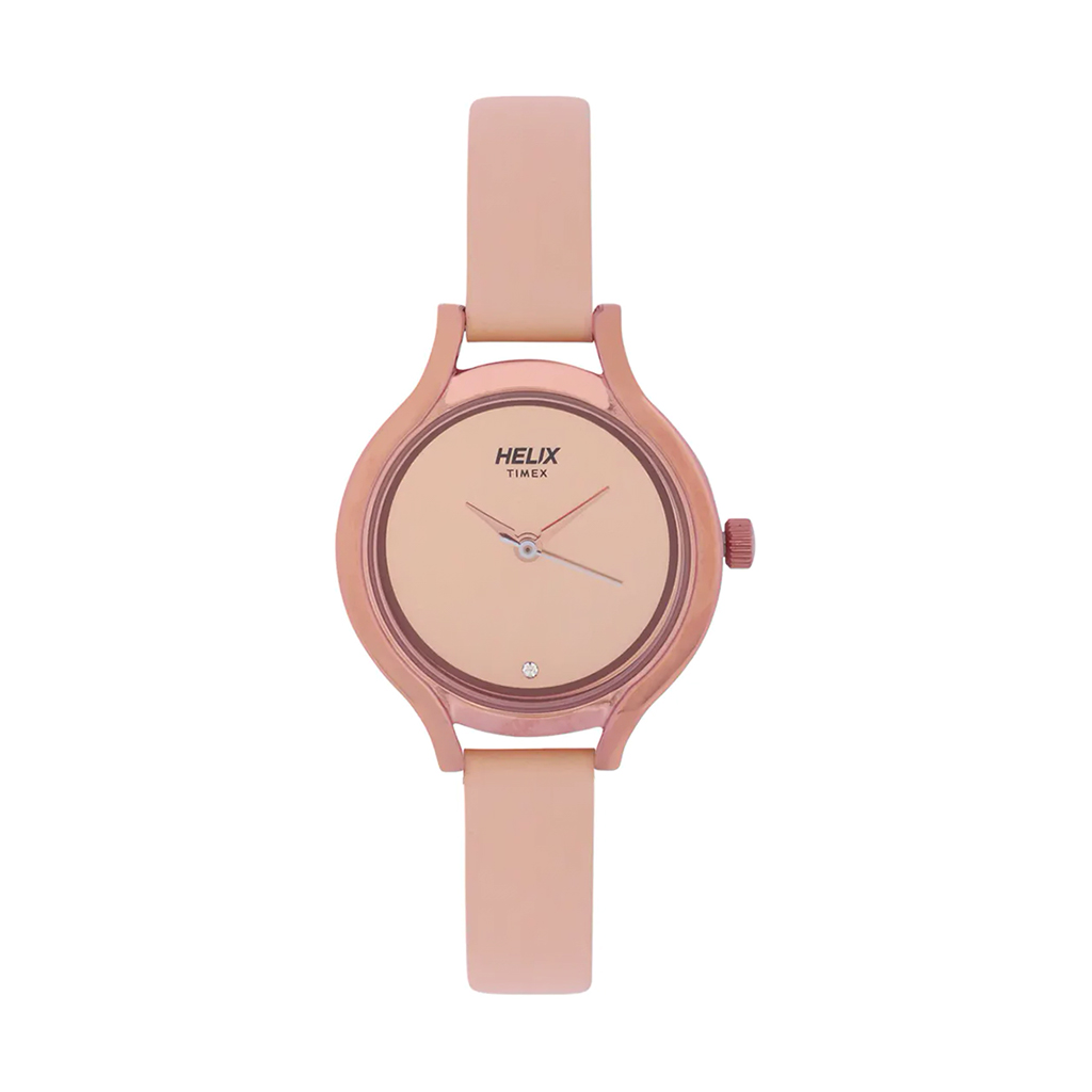 Helix Tw027hl05 By Timex Watch For Women