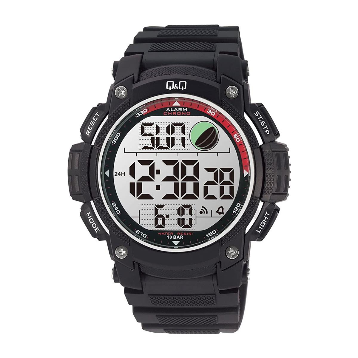 Q&q M119j004y Digital Sports Watch For Men