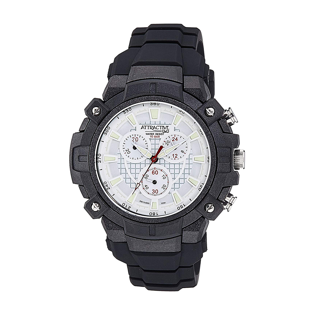 Q&q Dg12j002y Attractive Collection Analog Watch For Men