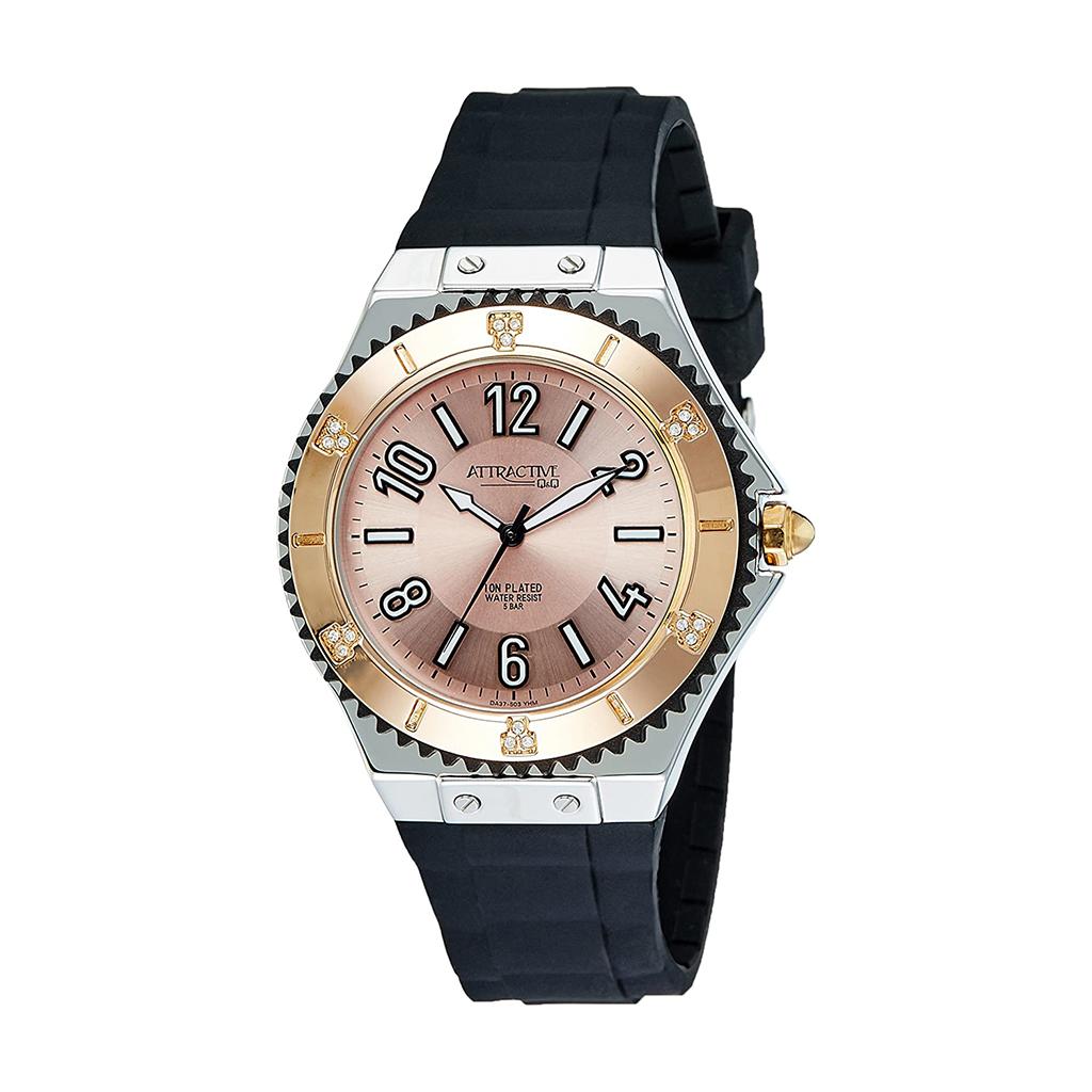 Q&q Da37j503y Attractive Collection Analog Wrist Watch For Women