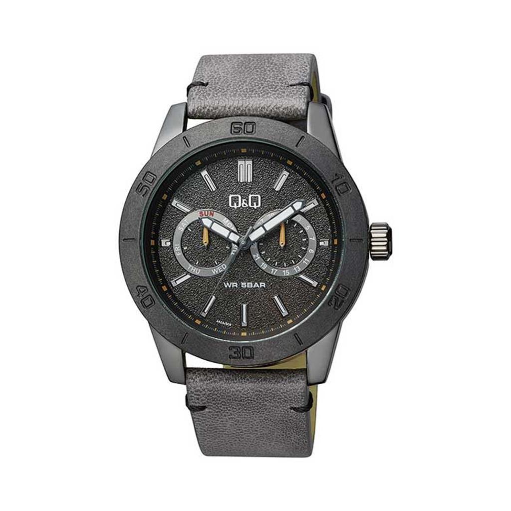 Q&q Aa34j502y Chronograph Wrist Watch For Men