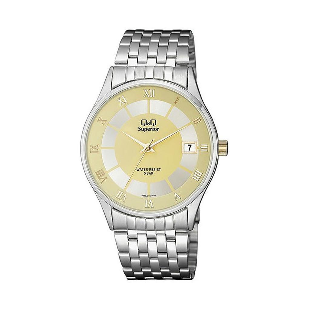 Q&q S288j206y Analog Wrist Watch For Men