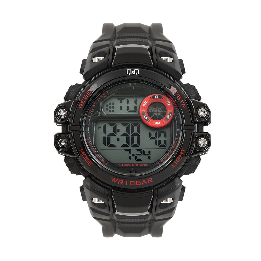 Q&q M151j001y Digital Sports Watch For Men