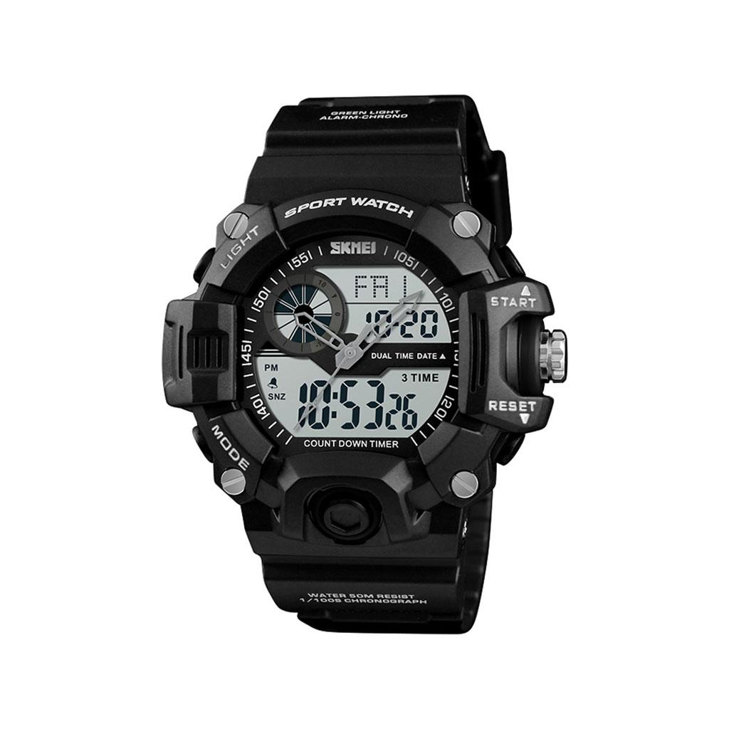 Skmei 1331bl Digital Sports Wrist Watch For Men