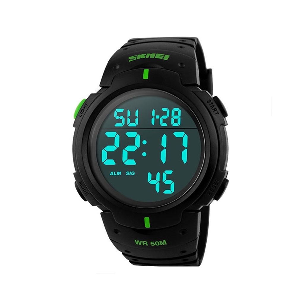 Skmei 1068gr Digital Wrist Watch For Men