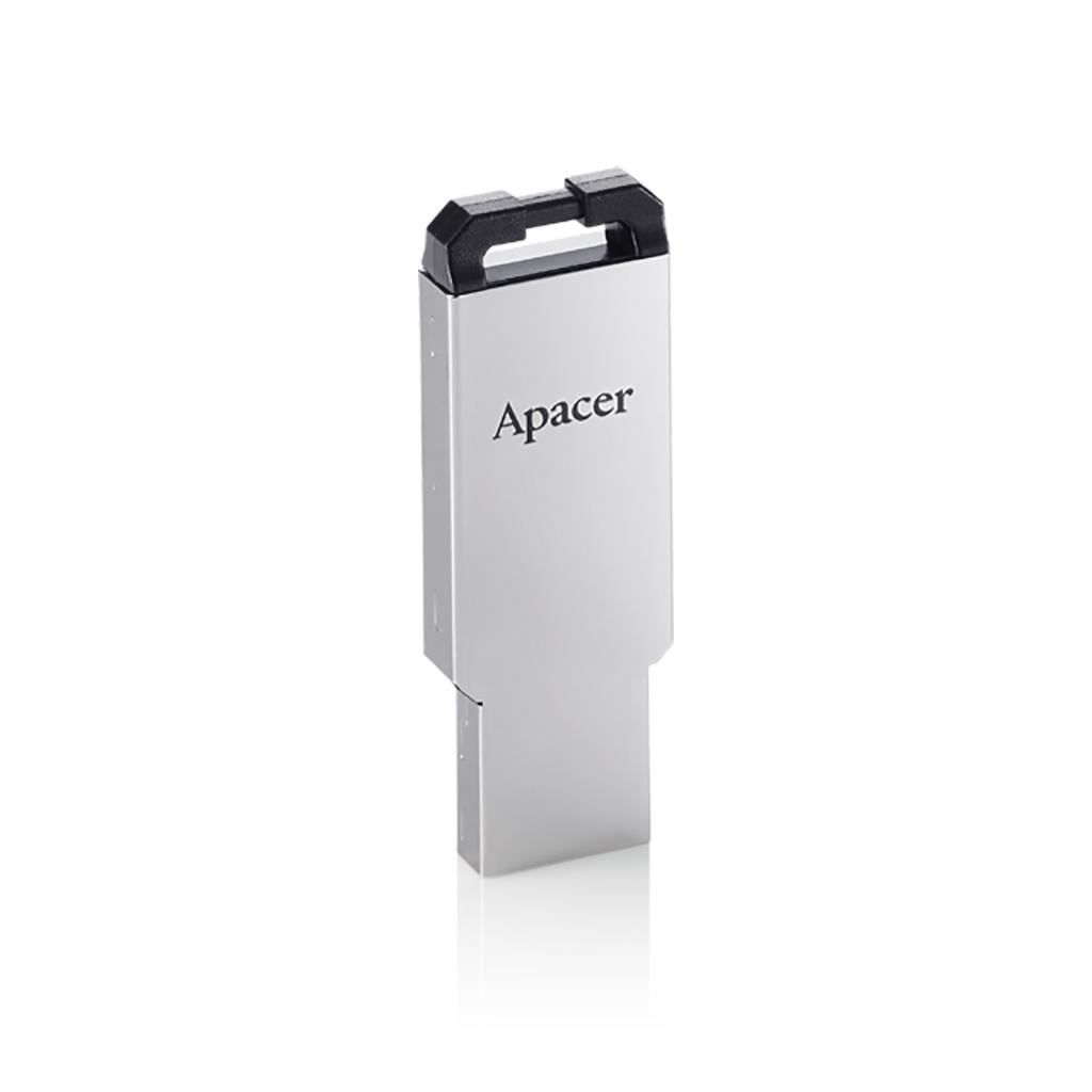 Apacer Ah360 Usb 3.1 16gb Flash Drive (ashy)