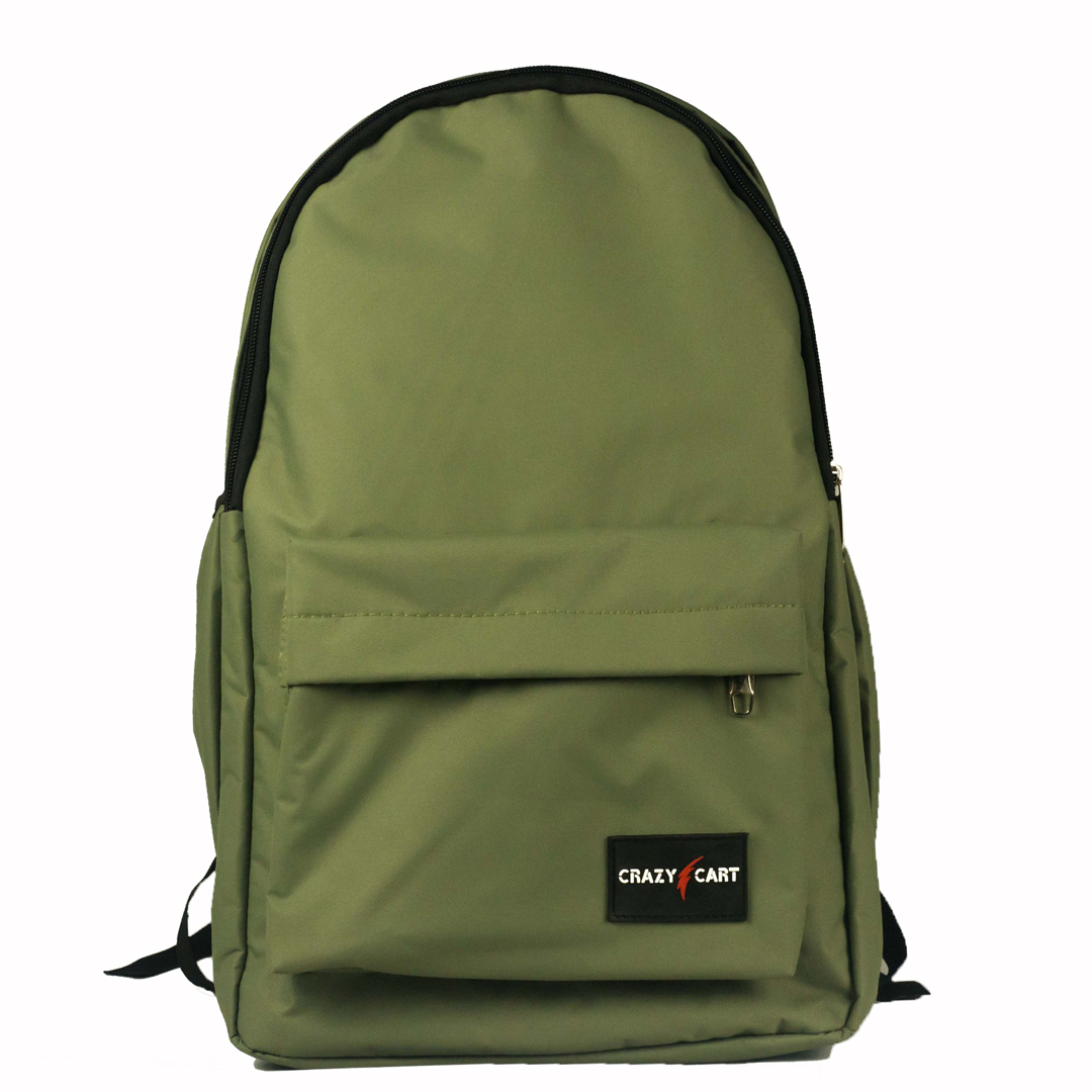 Crazy Cart Stylish Backpack (a-281)