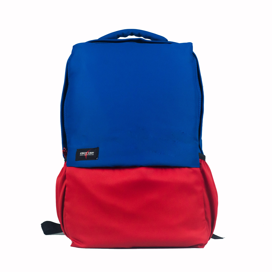 Crazy Cart Stylish Backpack (a-257)