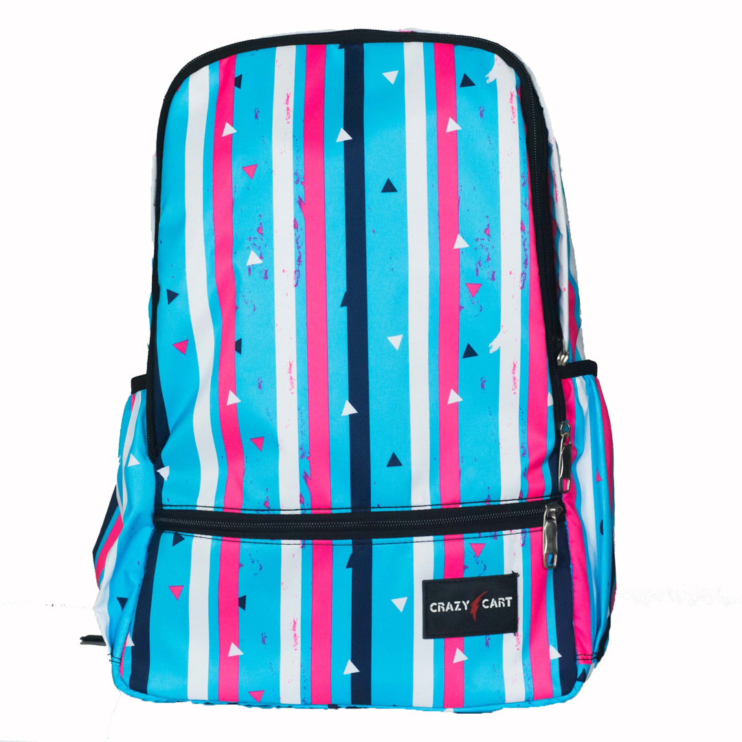Crazy Cart Stylish Backpack (a-323)