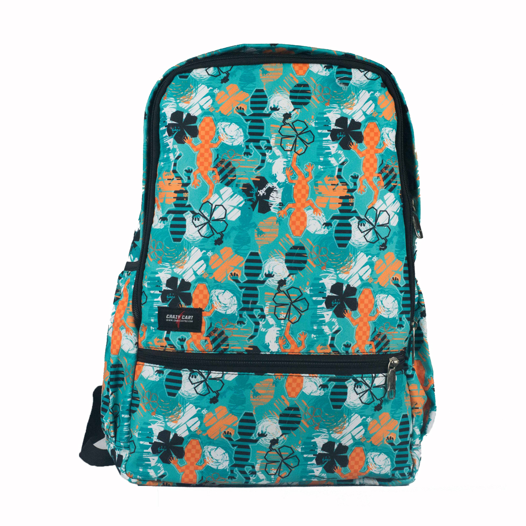 Crazy Cart Stylish Backpack (a-263)