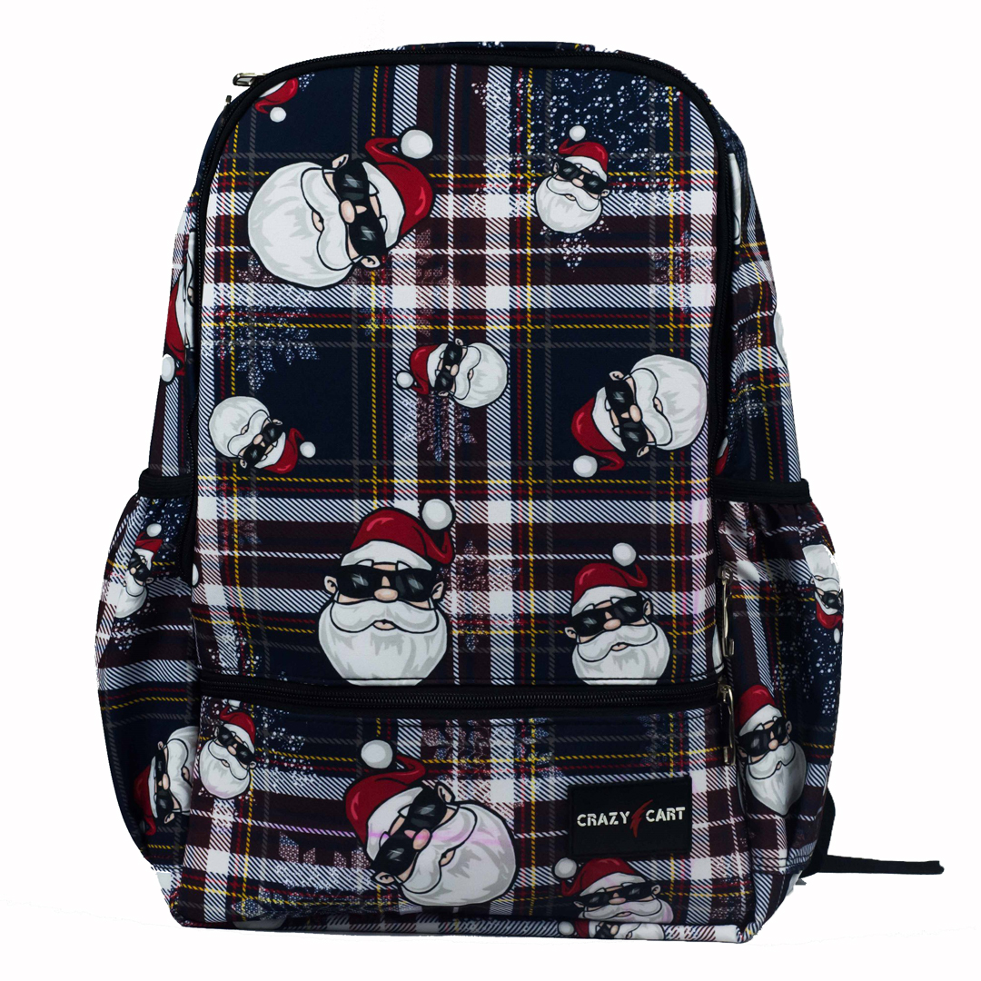 Crazy Cart Stylish Backpack (a-316)