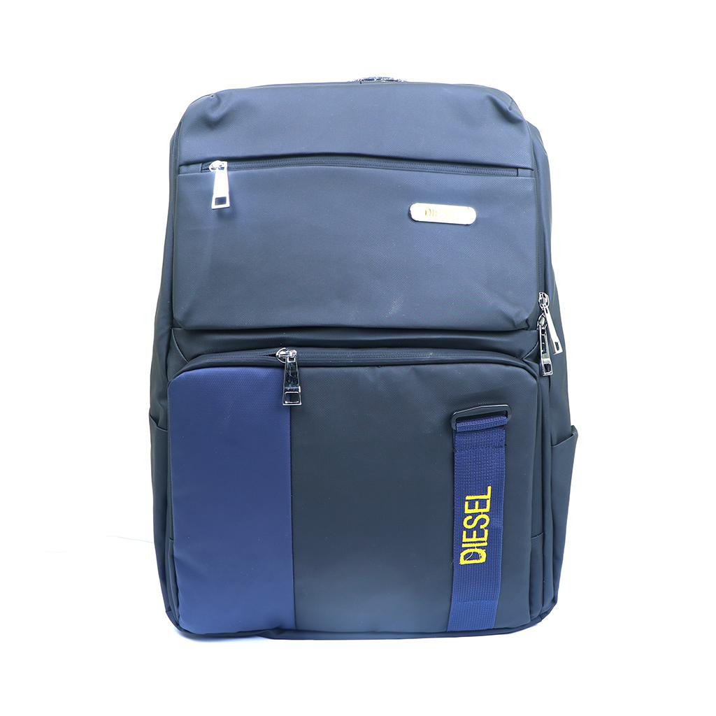 Diesel Laptop Office Travel Backpacks (black)