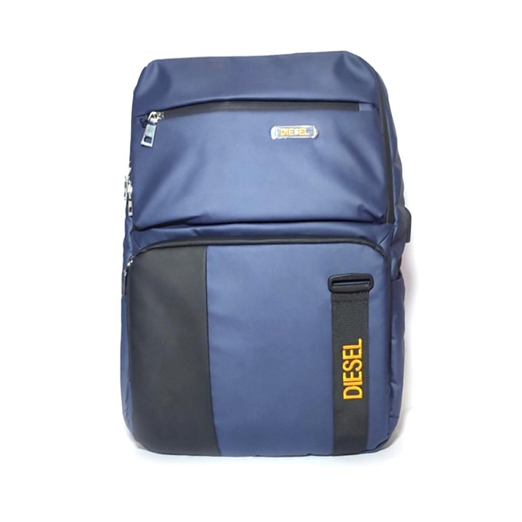 Diesel Laptop Backpacks (blue)