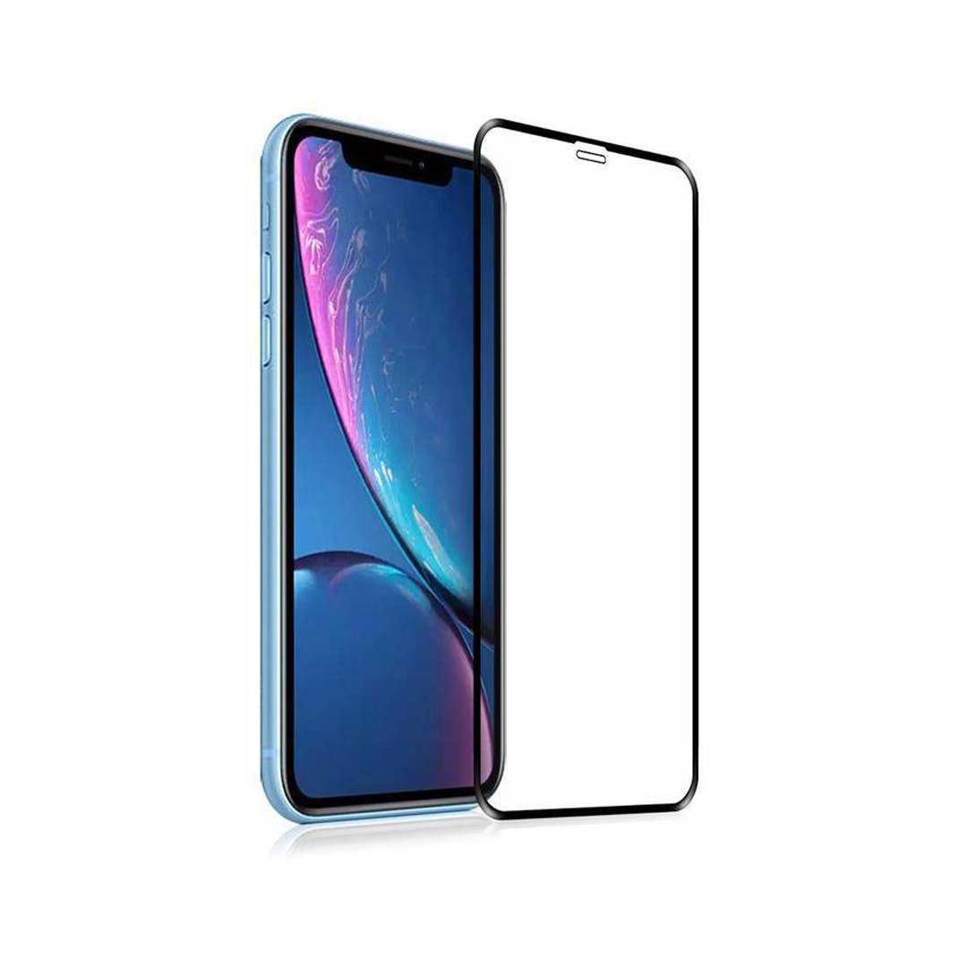 Baykron 3d Full Coverage Screen Iphone Xr Tempered Glass