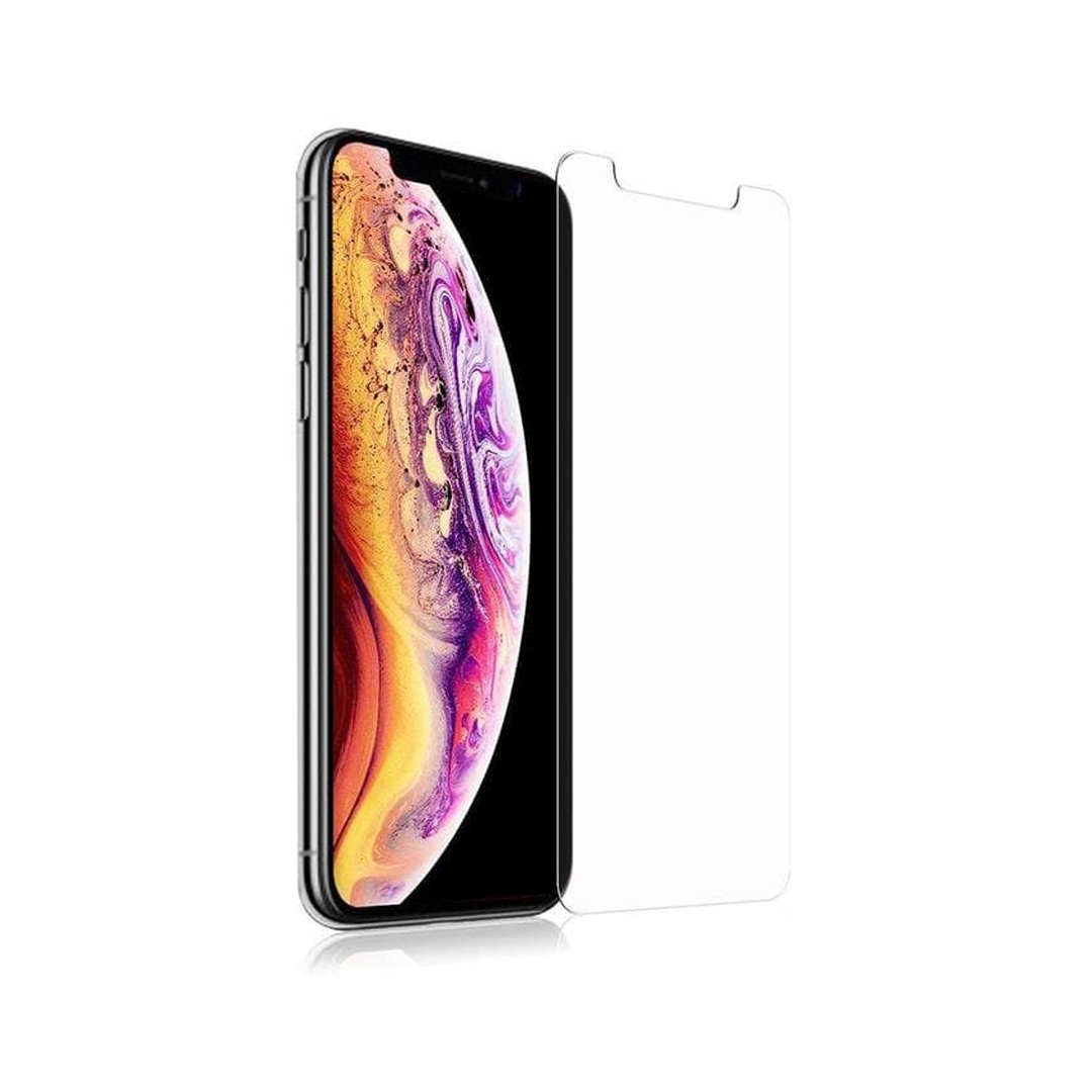 Baykron Iphone Xs Max Ultra-slim Clear Hd Tempered Glass
