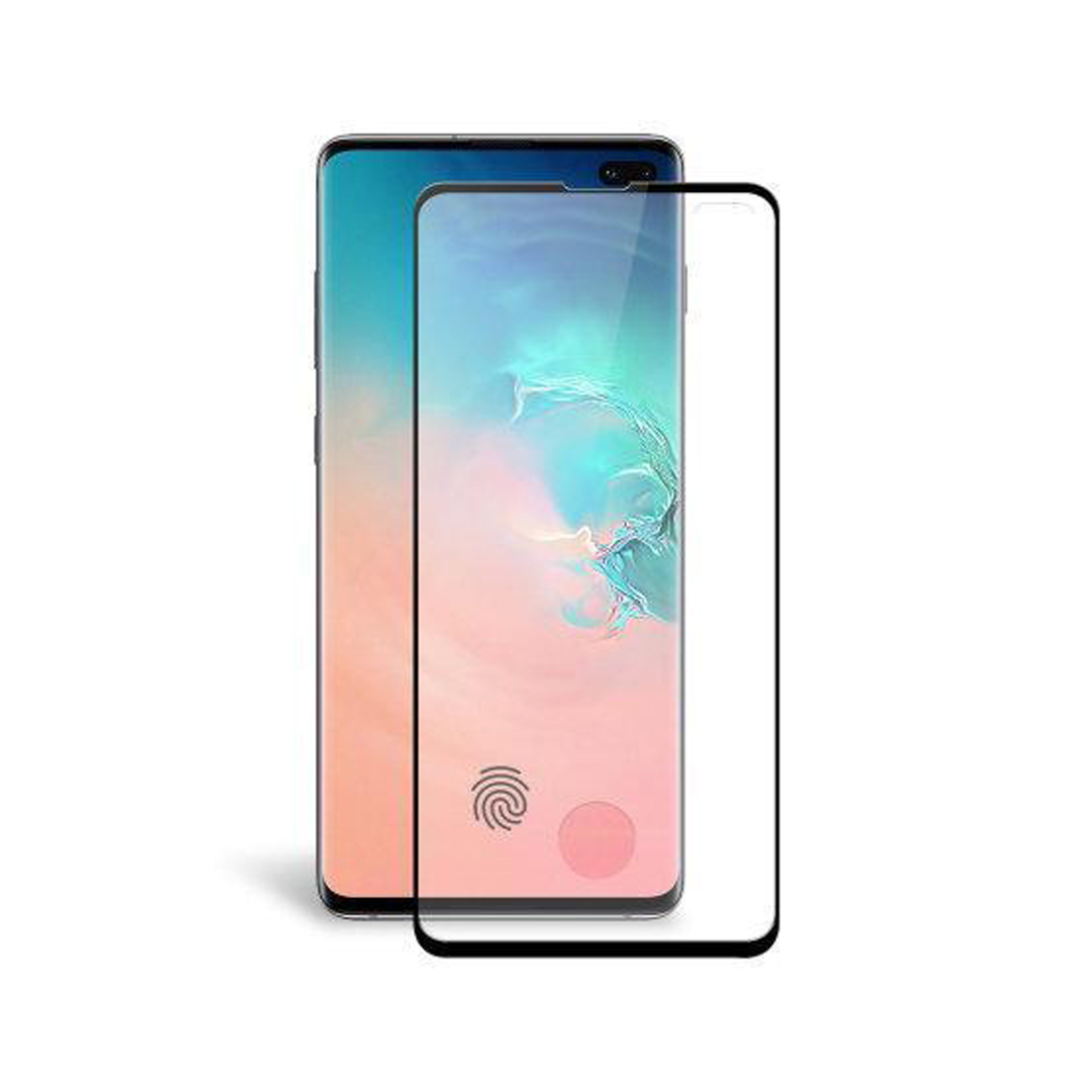Baykron Samsung S10 Plus Ultra-slim 3d Tempered Glass