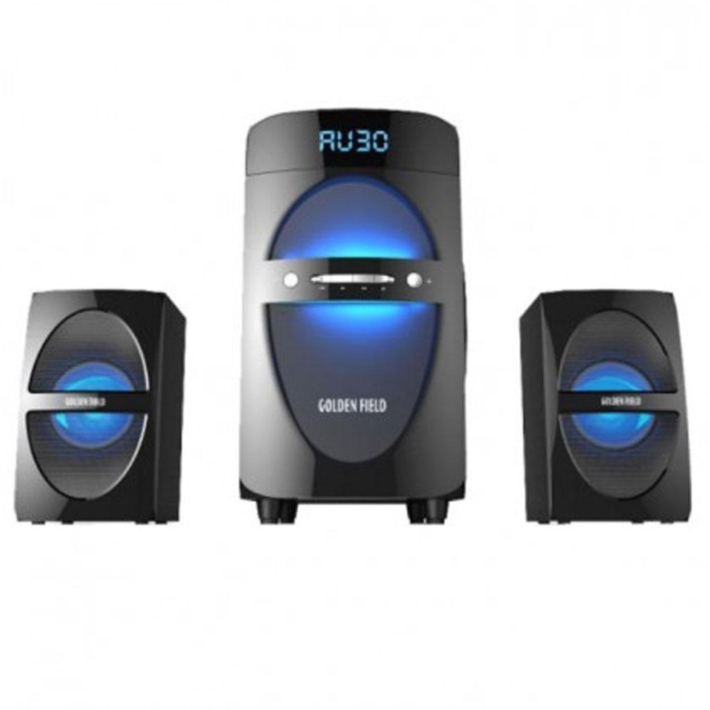 Golden Field La-u525c Multimedia Speaker