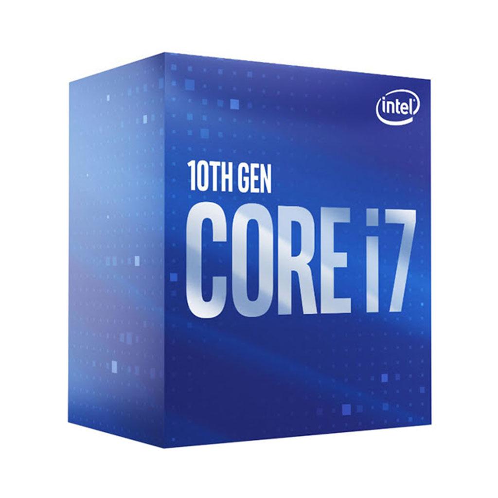 Intel 10th Gen Core I7-10700 Processor