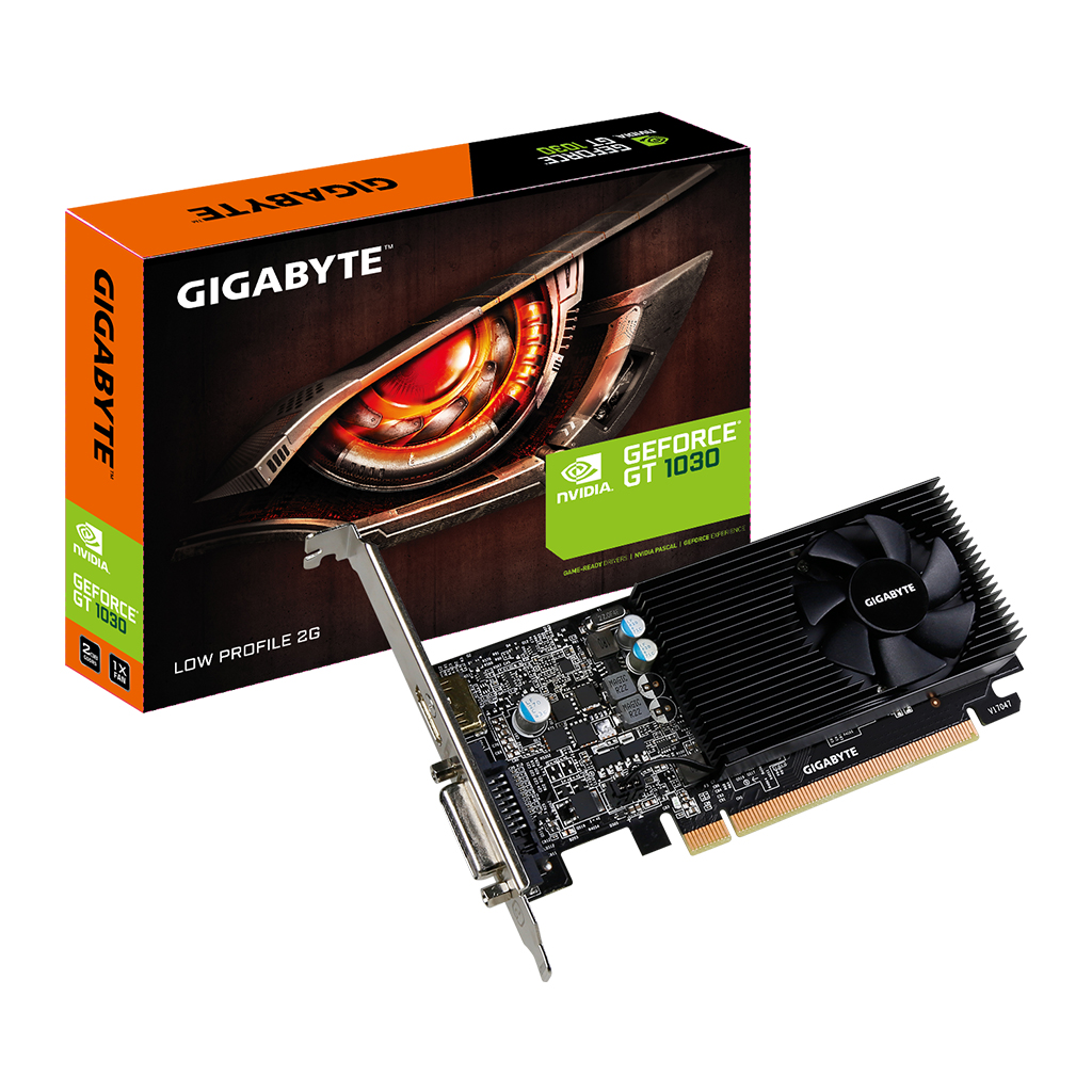 Gigabyte Nvidia Geforce 2gb N1030 (gv-n1030d5-2gl) Graphics Card