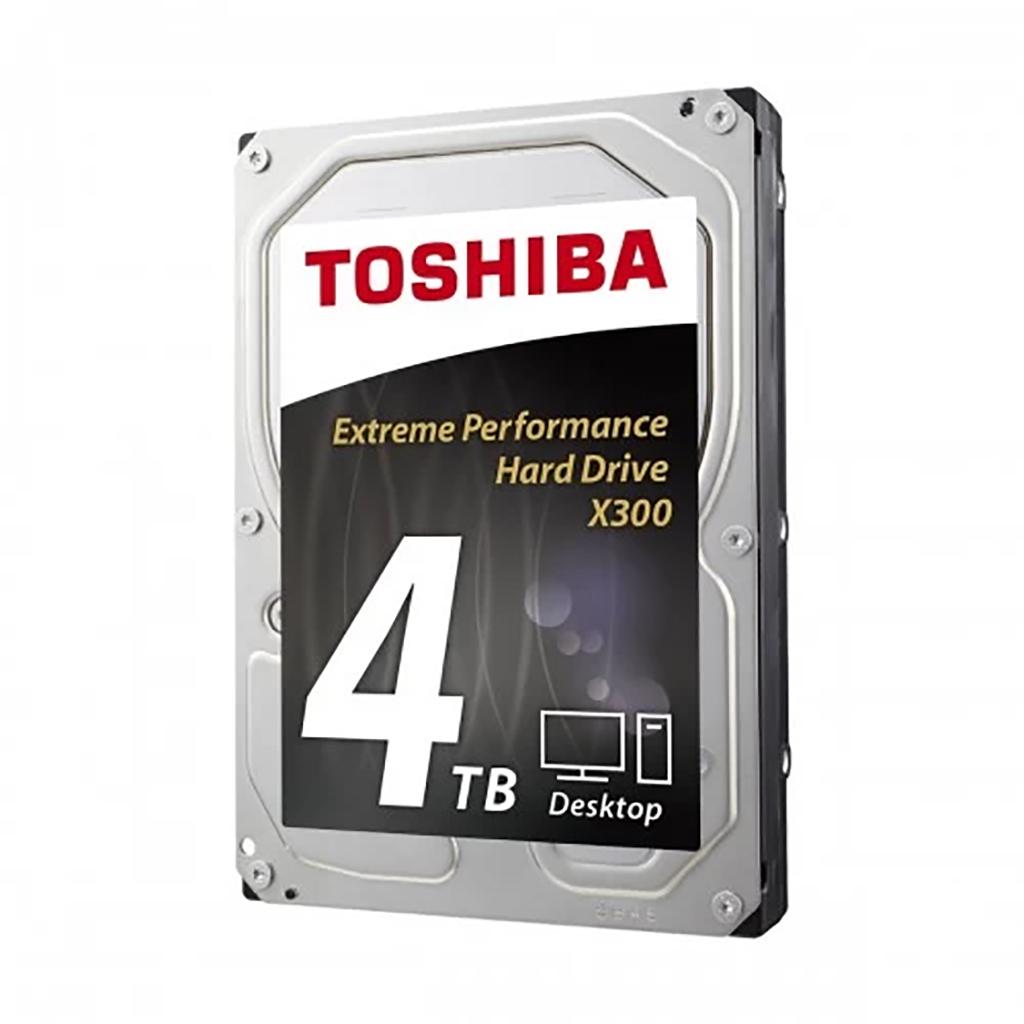 Toshiba 4tb 7200 Rpm Desktop 3.5 Inch Sata Hdd