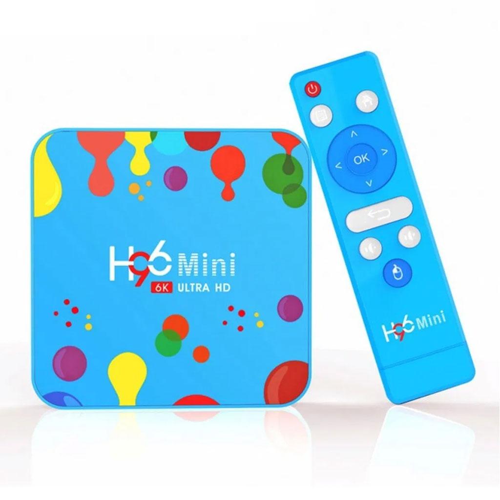 H96 Mini 6k Android Tv Box