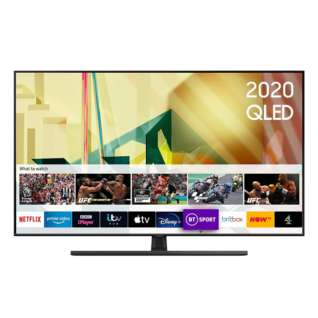 Samsung Q70t 55 Inch 4k Smart Qled Tv