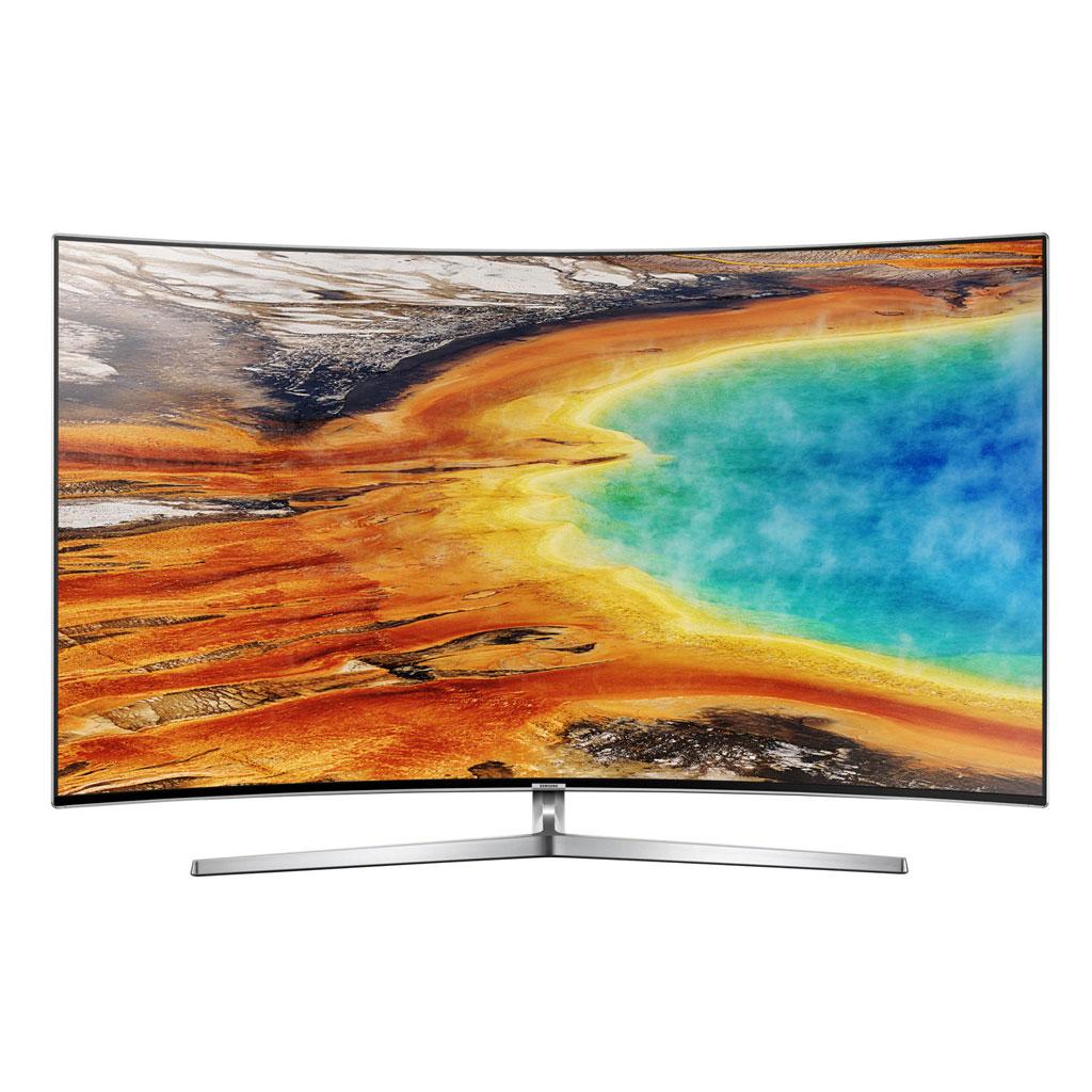 Samsung Mu9500 65 Inch 4k Curved Smart Tv