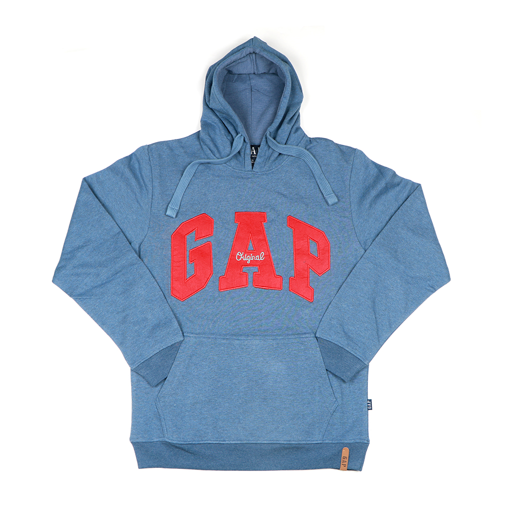 Men's Exclusive Hoodie (steel Blue)