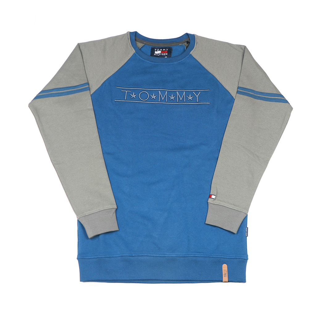 Men's Winter Crewneck Sweatshirts (blue)