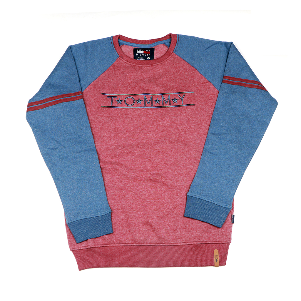 Men's Winter Crewneck Sweatshirts (maroon)