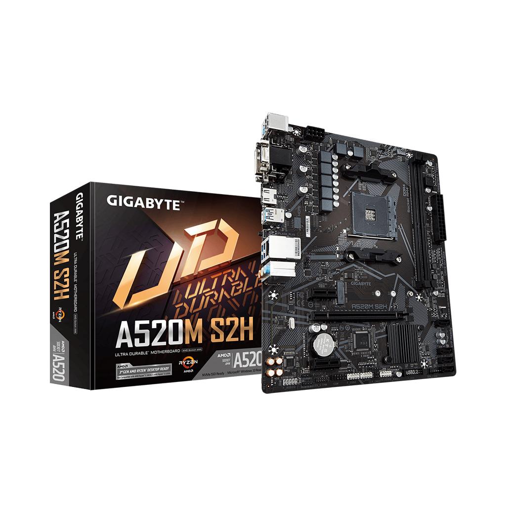 Gigabyte A520m S2h Amd Chipset
