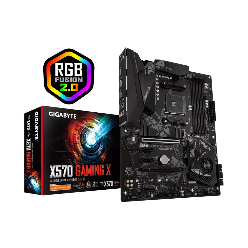 Gigabyte X570 Gaming X Amd Chipset