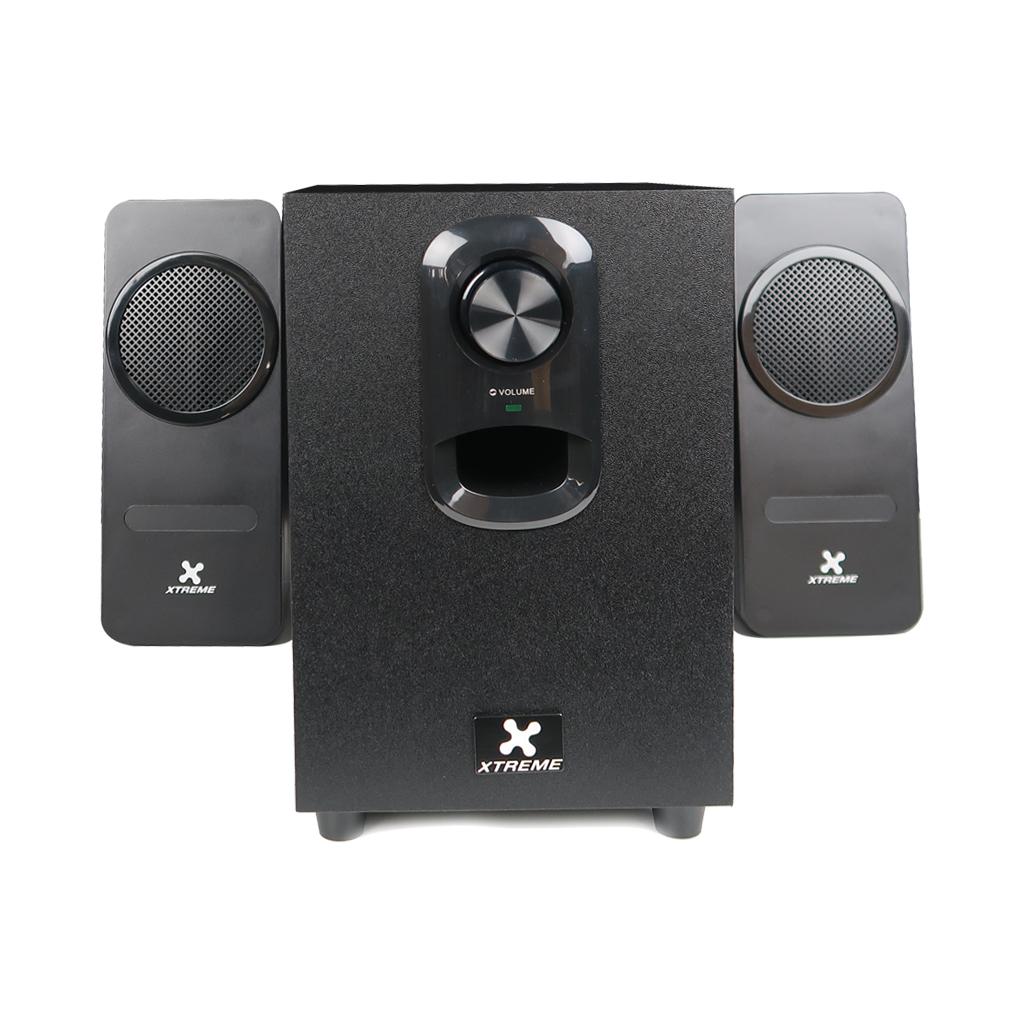Xtreme E121 2:1 Multimedia Speaker