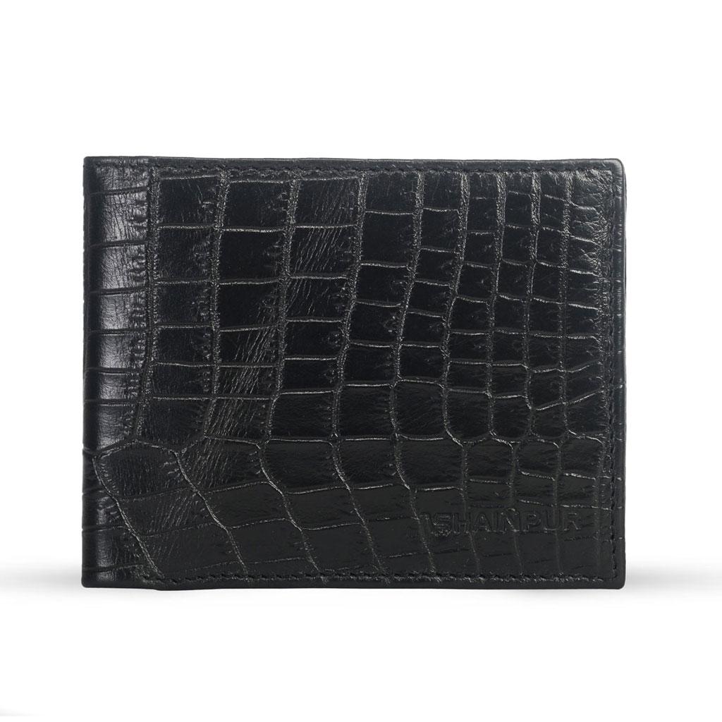 Crocodile Print Wallet Sn-w04