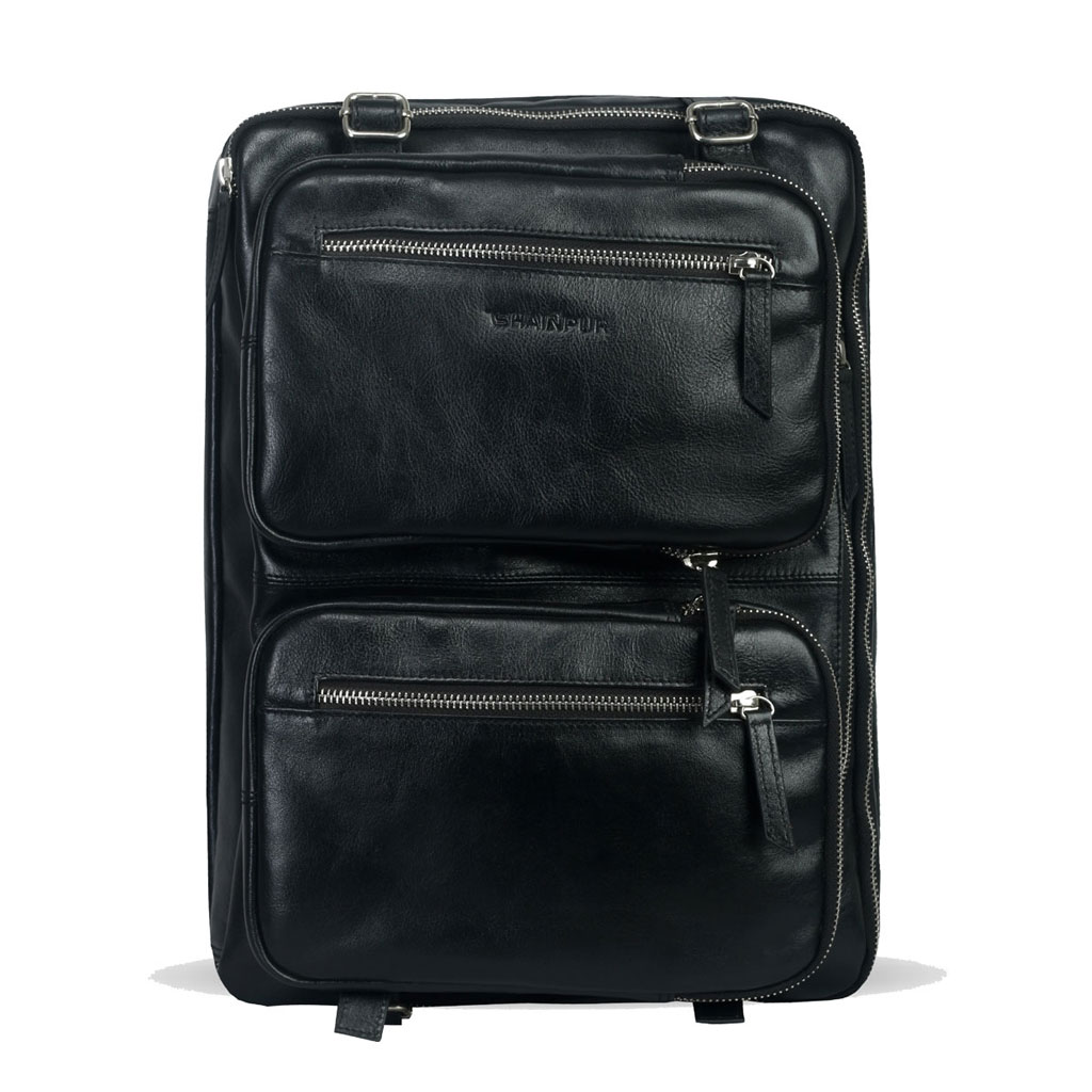 Multi-functional Dual Use 100% Genuine Leather Bag Sn-b05