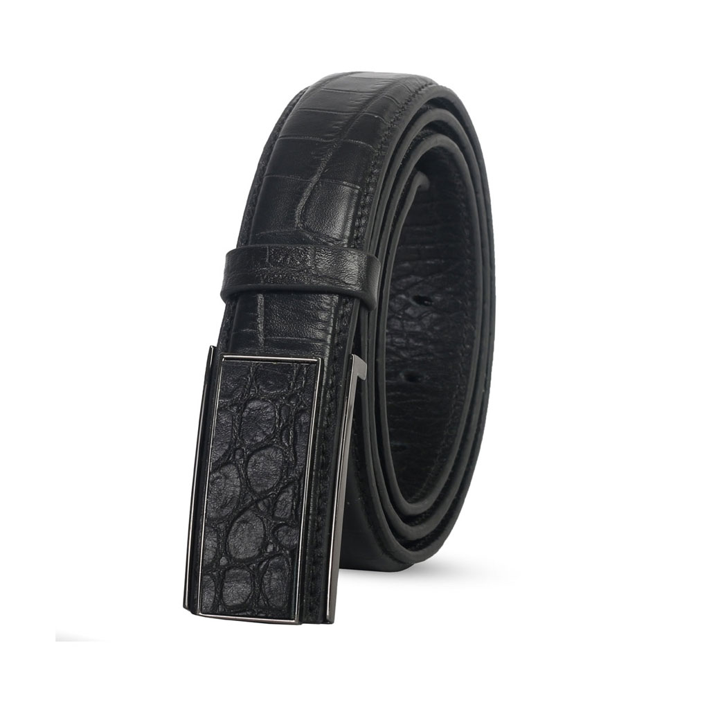 Genuine Leather Belt For Men - Sn-b09