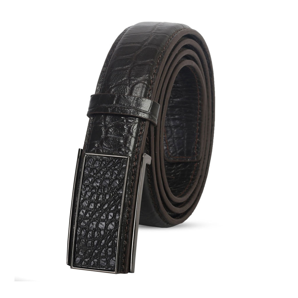 Genuine Leather Belt For Men - Sn-b10