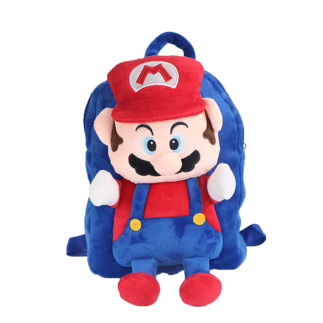 Kids Cartoon Character Mini School Travel Backpack 9 Liter